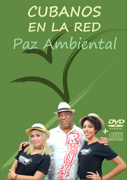 Paz Ambiental (DVD + CD musical)